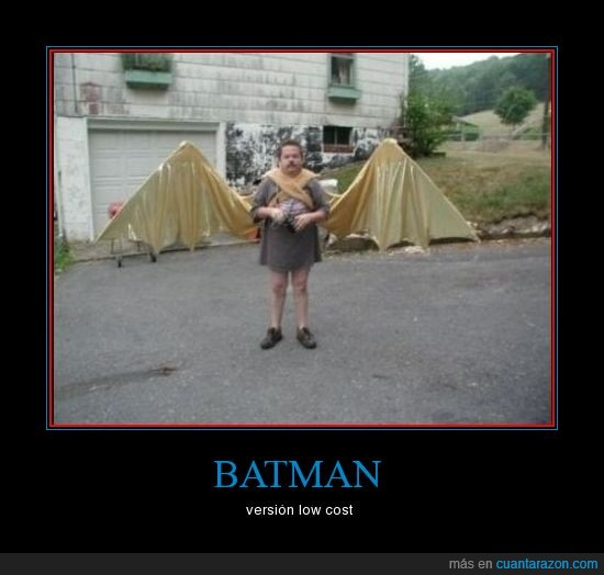 batman,low cost,wtf?