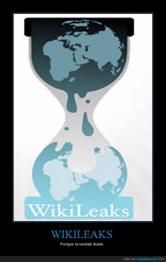doler,libertad,verdad,wikileaks