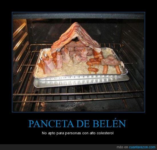 bacon,belen,jesus,misterio,nacimiento