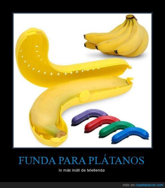funda,inútil,plátanos,teletienda