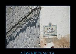 Enlace a ADVERTENCIA