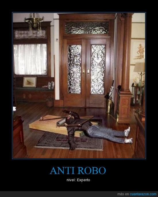 anti,experto,ladron,nivel,ratonera,robo