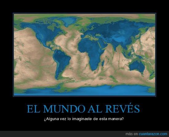 agua,invertir,mundo al revés,tierra