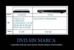 Enlace a DVD SIN MARCA