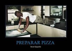 Enlace a PREPARAR PIZZA