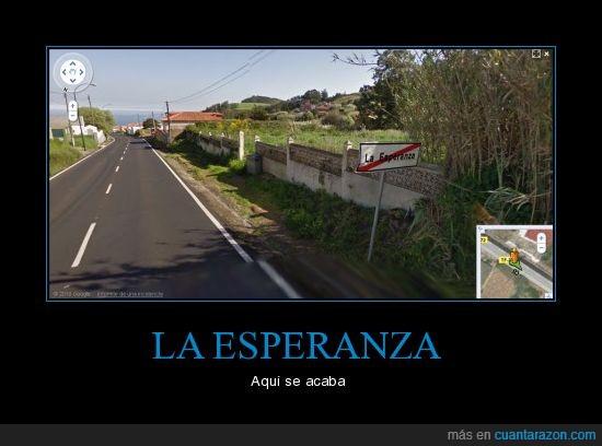 Acaba,Esperanza,Google Maps