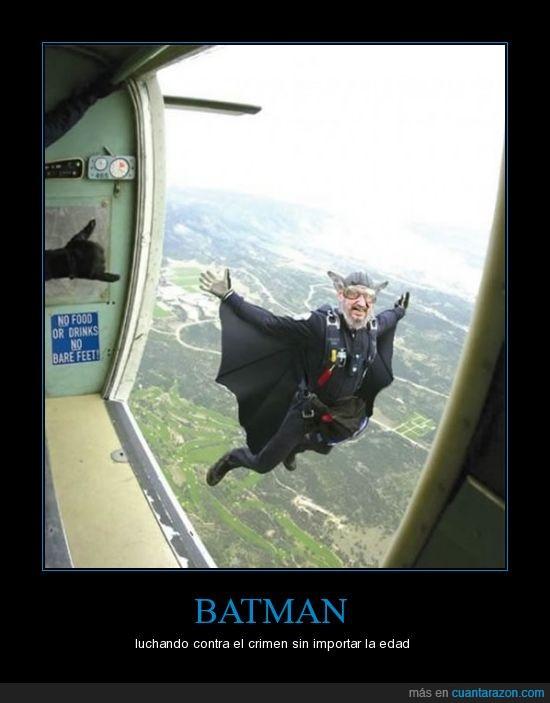 batman,edad,parapente