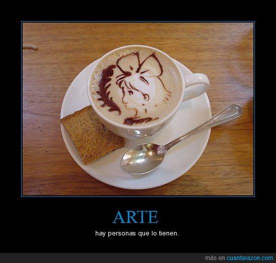 arte,café,chica,desayuno