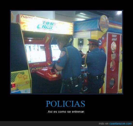 polis,recreativa
