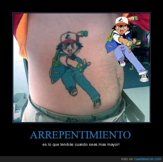 pokemon,tatuaje