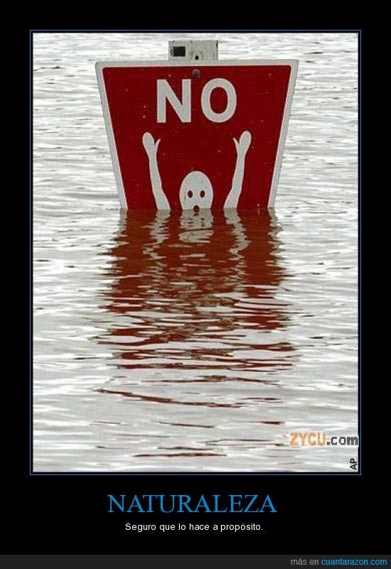 ahogarse,rio,señal