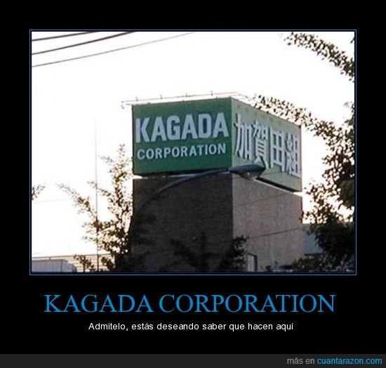 cagada,corporation,kagada