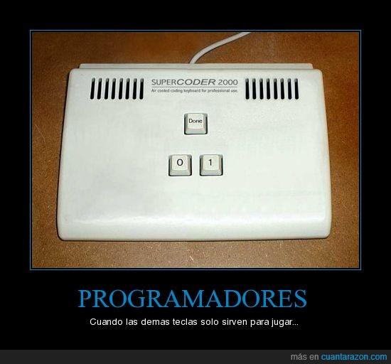 friki,jugar,programador
