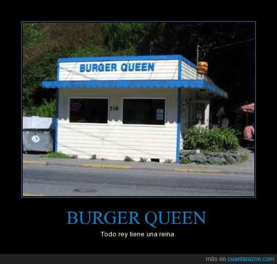 burger king,queen