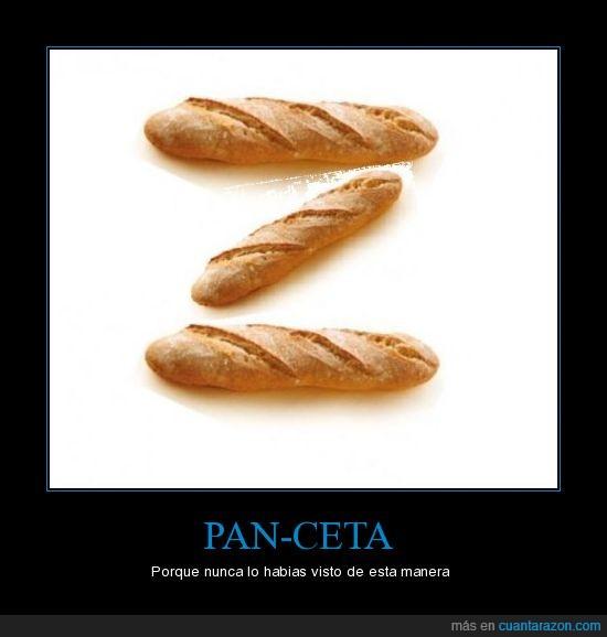 ceta,pan,panceta,realidad