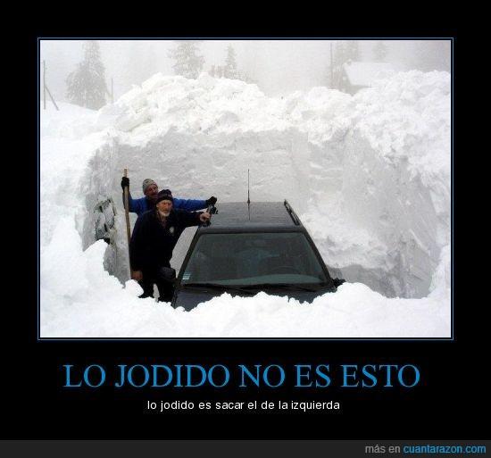 coche,jodido,nieve