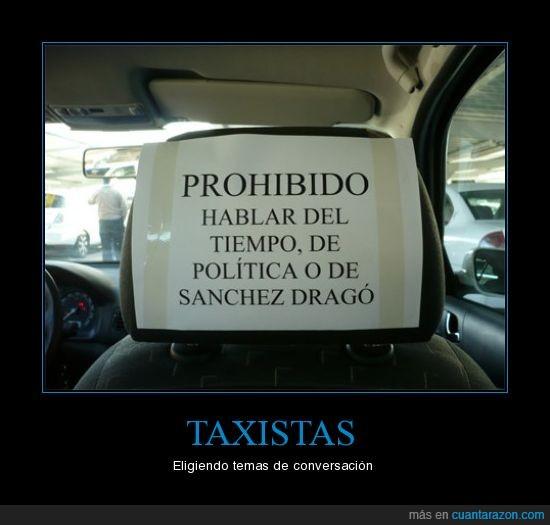 conversacion,taxi,taxistas,temas