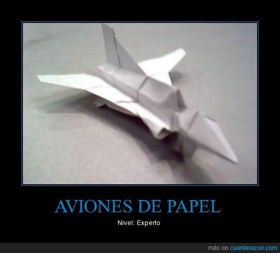 avion,papel