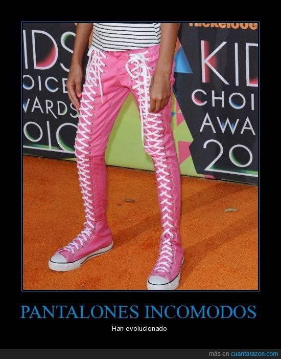 cordones,pantalón,pantalones