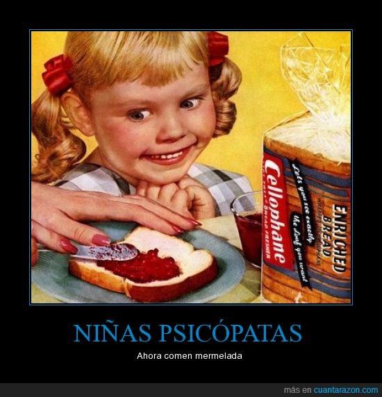 niña,niñas,psicópata,psicópatas