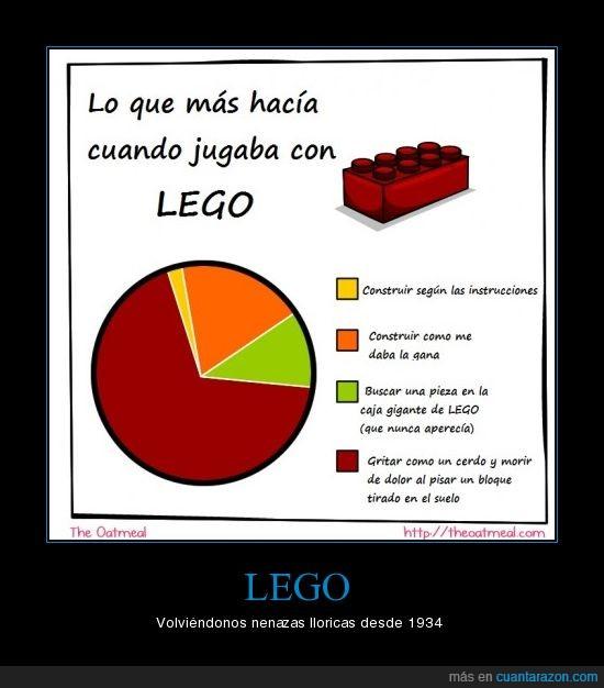 lego,mecagoentodohepisadounamierdabloque!!!,piezas