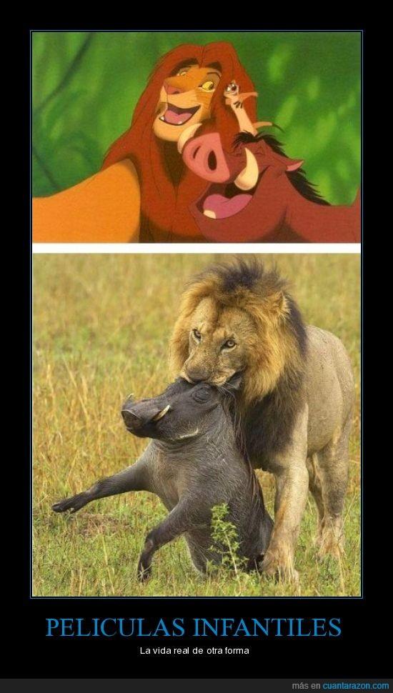 pumba,rey leon,simba