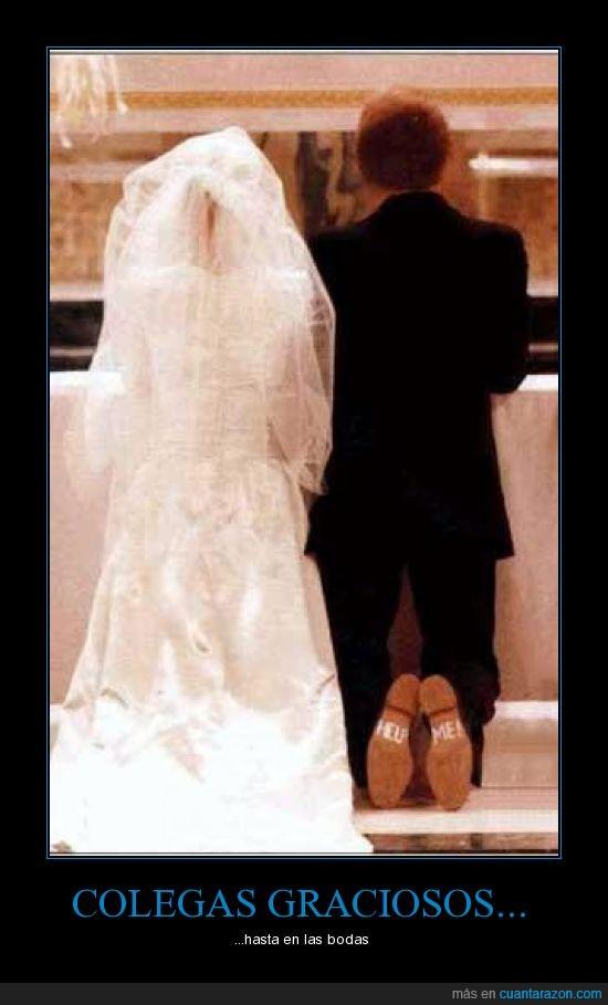 bodas,colegas,graciosos