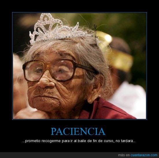humor,paciencia,vieja