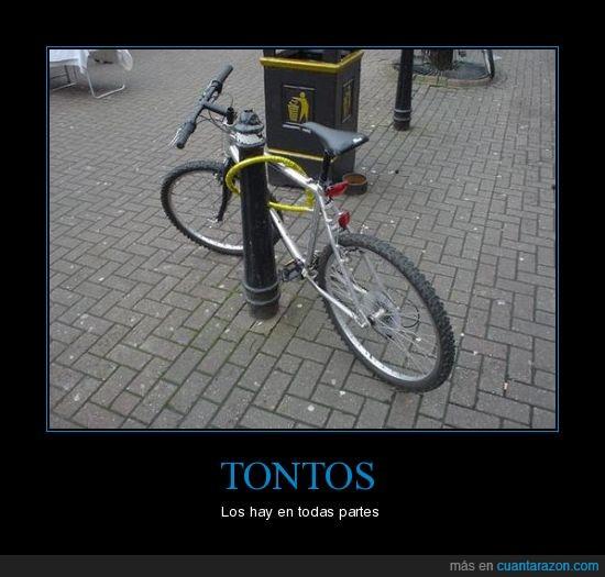 bici,poste,seguro