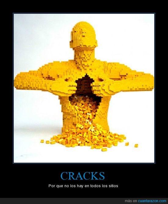 crack,creatividad,imaginación,lego