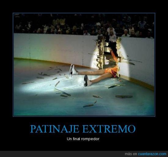 extremo,fail,patinaje,roto