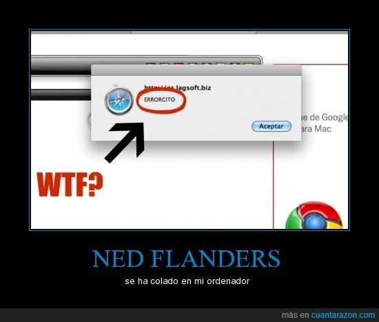 errorcito,ned flanders