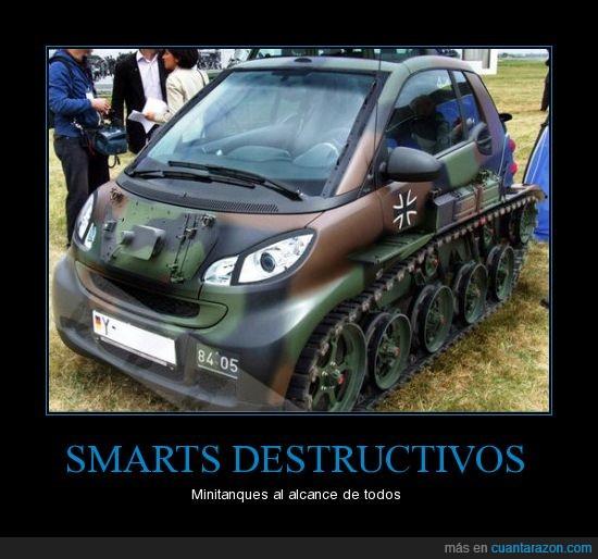 destructivo,minitanques,smart