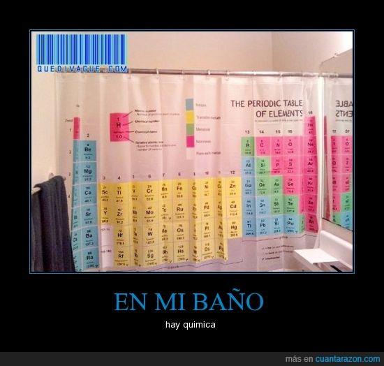 baño,cortina,química