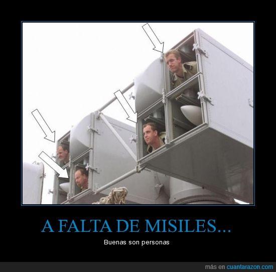 lanzadera,misiles,personas