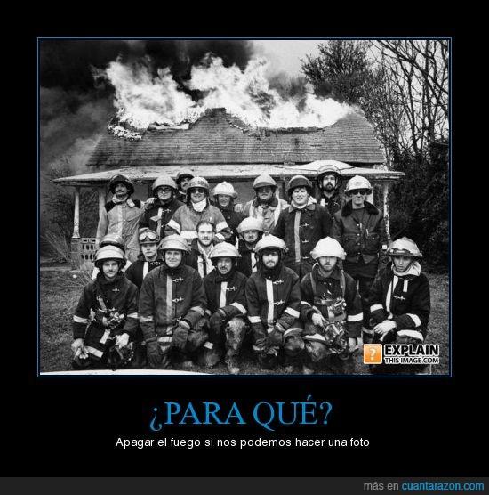 bomberos,casa,foto,fuego