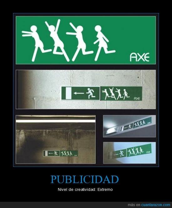 axe,humor,publicidad