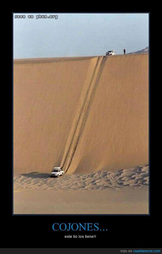 coches,dajar,desierto