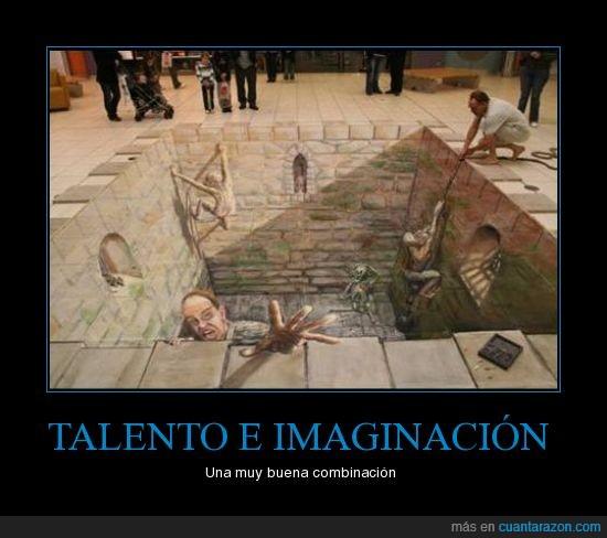 arte,arte urbano,imaginación