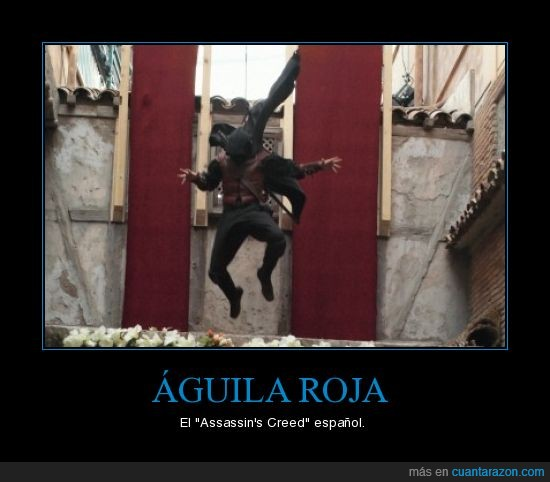 aguila,assassins,roja,series