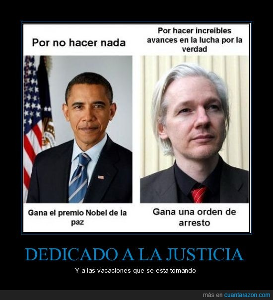 assange,justicia,obama