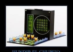 Enlace a HUNDIR EL CHUPITO