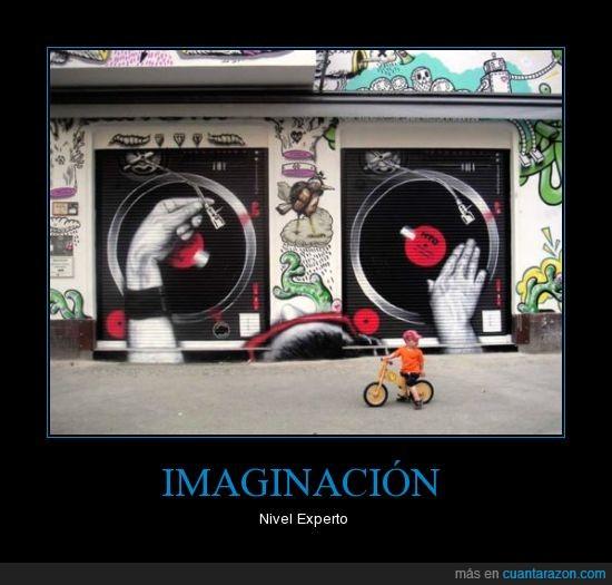dj,imaginación,música