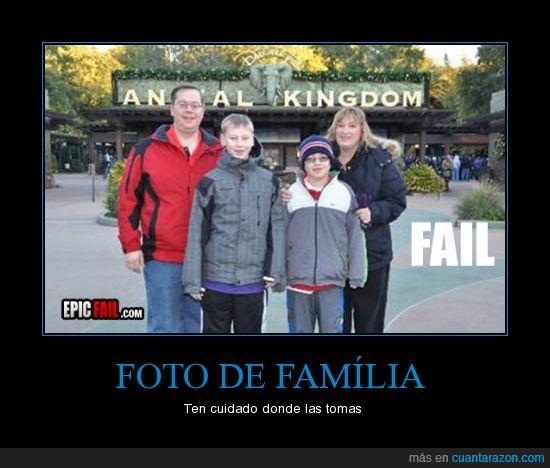 FAIL,família,foto