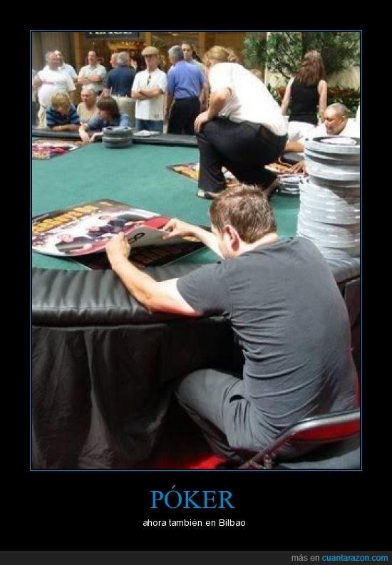 bilbao,enorme,póker