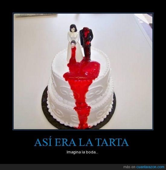 boda,muerte,tarta