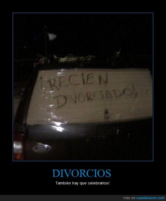 celebracion,divorcio