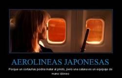 Enlace a AEROLINEAS JAPONESAS