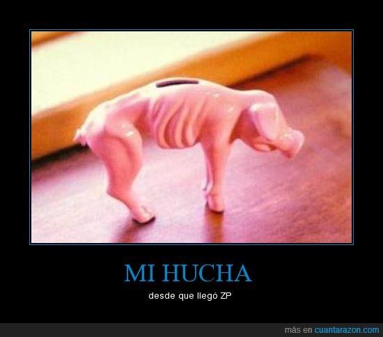 cerdo,dinero,hucha,ZP