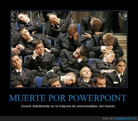 muerte,powerpoint